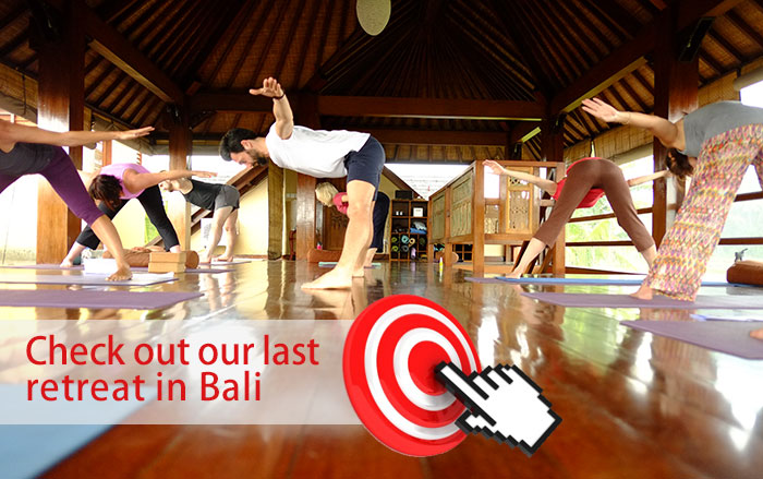 last bali retreat
