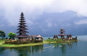 bali retreat temple
