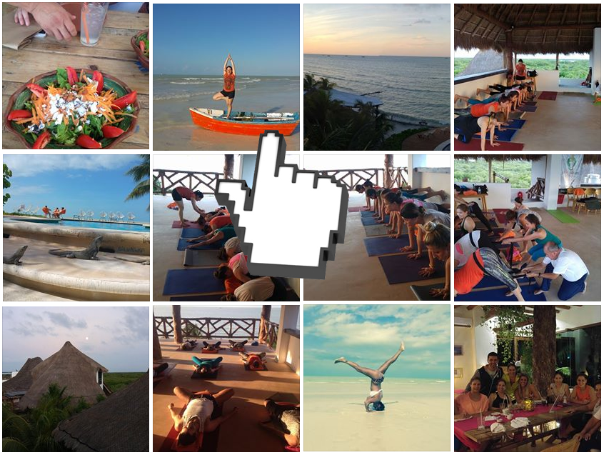 holbox yoga mexico